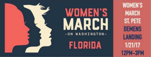 Women's March St. Pete