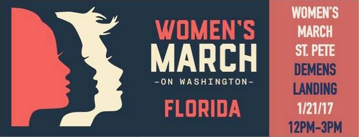 Women's March St. Pete