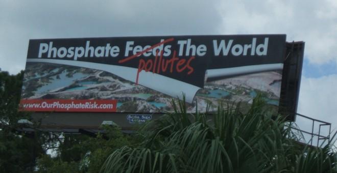 Phosphate Pollutes