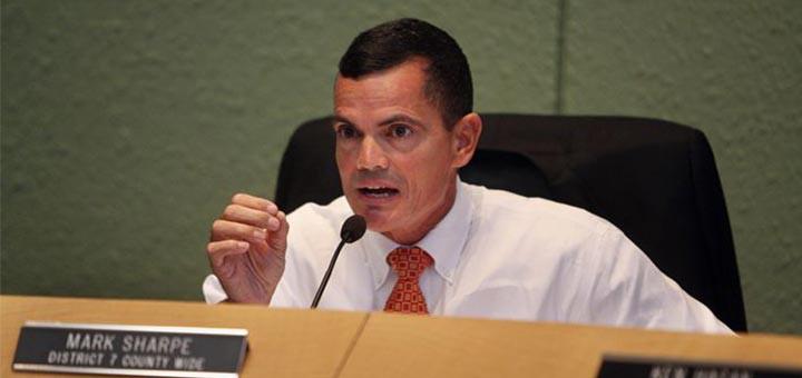Commissioner Mark Sharpe