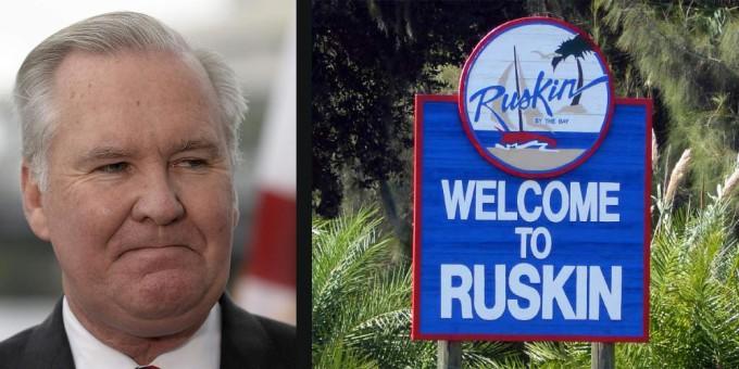 Bob Buckhorn insults Ruskin